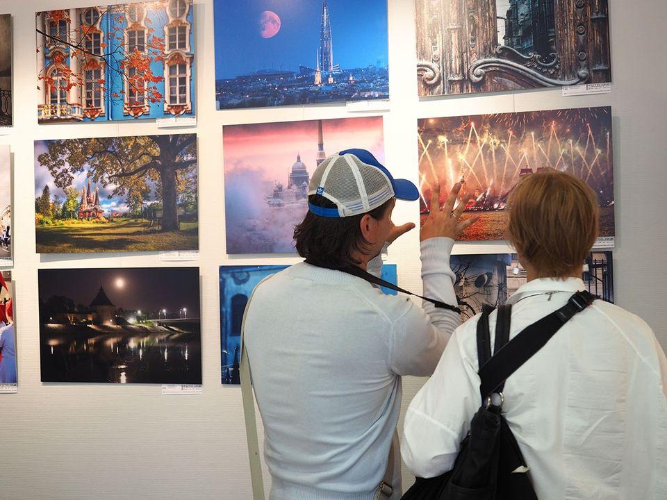 Выставка «Город – среда обитания».