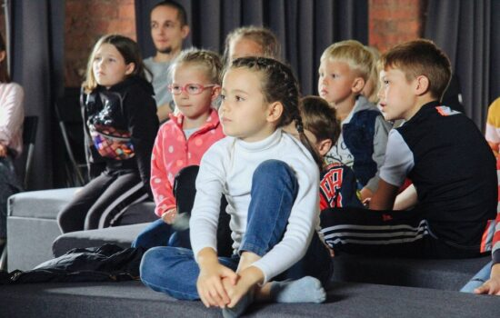 Занятие «Эмоциональный интеллект» для детей 5-7 лет