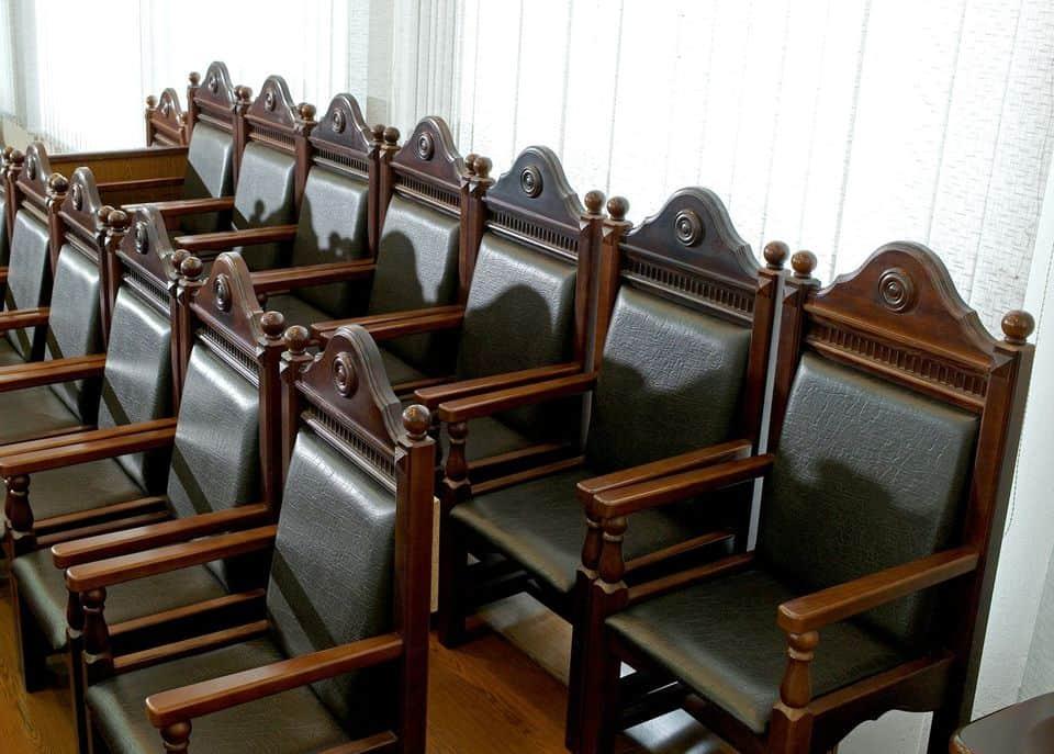 Суд присяжных: тактика защиты