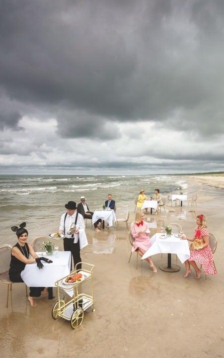 Выставка латвийских фотографов «Знакомьтесь — Лиепая!»